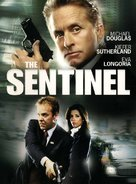 The Sentinel - DVD cover (xs thumbnail)