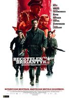 Inglourious Basterds - Hungarian Movie Poster (xs thumbnail)