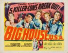 Big House, U.S.A. - Movie Poster (xs thumbnail)