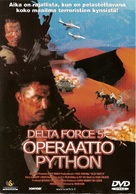 Operation Delta Force 5: Random Fire - Finnish DVD cover (xs thumbnail)