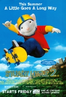 Stuart Little 2 - British Movie Poster (xs thumbnail)