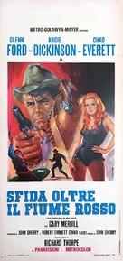 The Last Challenge - Italian Movie Poster (xs thumbnail)