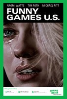 Funny Games U.S. - Icelandic Movie Poster (xs thumbnail)