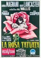 The Rose Tattoo - Italian Movie Poster (xs thumbnail)