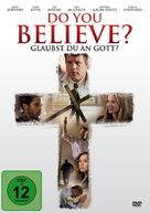 Do You Believe? - German DVD movie cover (xs thumbnail)