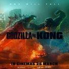 Godzilla vs. Kong - Malaysian Movie Poster (xs thumbnail)