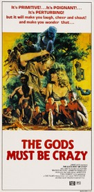 The Gods Must Be Crazy - Australian Movie Poster (xs thumbnail)