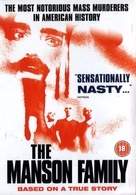 The Manson Family - British DVD cover (xs thumbnail)