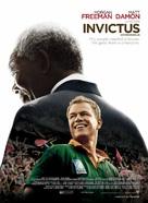 Invictus - Danish Movie Poster (xs thumbnail)