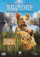 Two Brothers - Norwegian DVD movie cover (xs thumbnail)