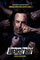 Nobody - Turkish Movie Poster (xs thumbnail)
