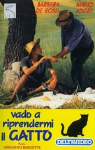 Vado a riprendermi il gatto - Italian Movie Cover (xs thumbnail)