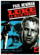 Cool Hand Luke - French Movie Poster (xs thumbnail)