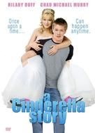 A Cinderella Story - Swedish DVD cover (xs thumbnail)