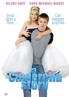 A Cinderella Story - Swedish DVD movie cover (xs thumbnail)