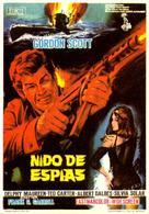 Raggio infernale, Il - Spanish Movie Poster (xs thumbnail)