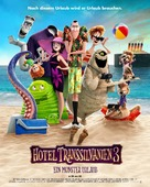 Hotel Transylvania 3: Summer Vacation - German Movie Poster (xs thumbnail)