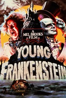 Young Frankenstein - DVD cover (xs thumbnail)