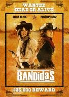 Bandidas - DVD cover (xs thumbnail)