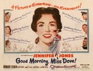 Good Morning, Miss Dove - Movie Poster (xs thumbnail)