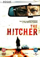 The Hitcher - British DVD movie cover (xs thumbnail)