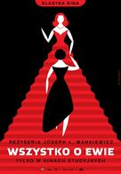 All About Eve - Polish Re-release movie poster (xs thumbnail)