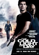 The Cold Light of Day - German Movie Poster (xs thumbnail)