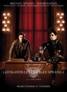 Luftslottet som sprängdes - Danish Movie Poster (xs thumbnail)
