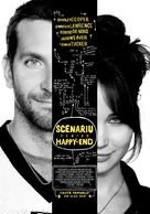 Silver Linings Playbook - Romanian Movie Poster (xs thumbnail)