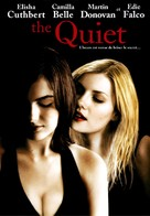 The Quiet - French DVD movie cover (xs thumbnail)