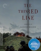 The Thin Red Line - Blu-Ray movie cover (xs thumbnail)