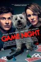 Game Night - Swedish Movie Poster (xs thumbnail)