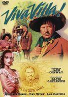 Viva Villa! - Spanish DVD movie cover (xs thumbnail)