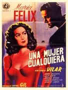 Mujer cualquiera, Una - Mexican Movie Poster (xs thumbnail)