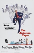 The Anderson Tapes - Movie Poster (xs thumbnail)