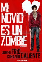 Warm Bodies - Mexican Movie Poster (xs thumbnail)