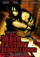 The Death Factory Bloodletting - Movie Poster (xs thumbnail)