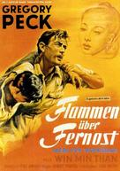 The Purple Plain - German Movie Poster (xs thumbnail)