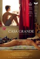 Casa Grande - Brazilian Movie Poster (xs thumbnail)