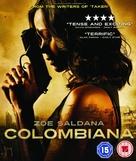 Colombiana - Movie Cover (xs thumbnail)
