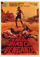 I lunghi giorni della vendetta - Spanish Movie Poster (xs thumbnail)
