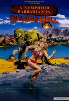 A Nymphoid Barbarian in Dinosaur Hell - Movie Poster (xs thumbnail)
