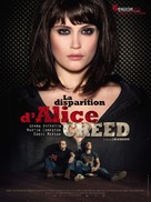 The Disappearance of Alice Creed - French Movie Poster (xs thumbnail)