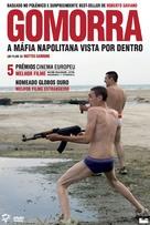 Gomorra - Portuguese DVD movie cover (xs thumbnail)