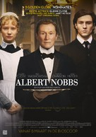 Albert Nobbs - Dutch Movie Poster (xs thumbnail)