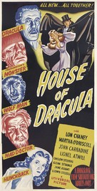 House of Dracula - Australian Movie Poster (xs thumbnail)