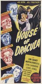 House of Dracula - Australian Movie Poster (xs thumbnail)