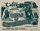Bells of Capistrano - Re-release movie poster (xs thumbnail)