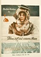 The Navigator - German poster (xs thumbnail)