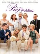 The Big Wedding - DVD cover (xs thumbnail)